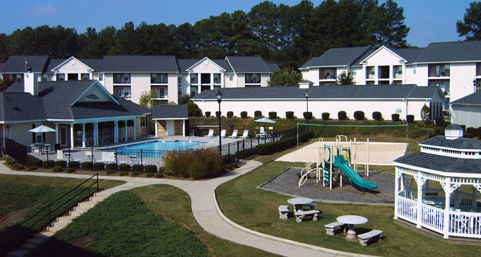 corporate furnished housing in greenwood, sc